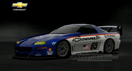 Gran Turismo Sport Race Cars