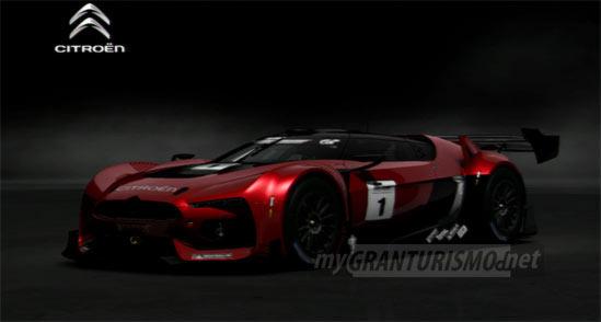 Citro 235 N Gt By Citro 235 N Race Car Gran Turismo 5