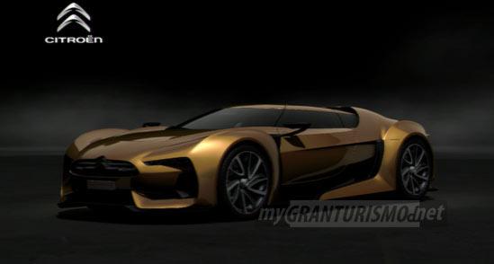 Gt By Citroen Race Car Max Pp