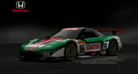 Honda Nsx Gran Turismo >> Honda Castrol MUGEN NSX '00   Gran Turismo 5   mygranturismo.net